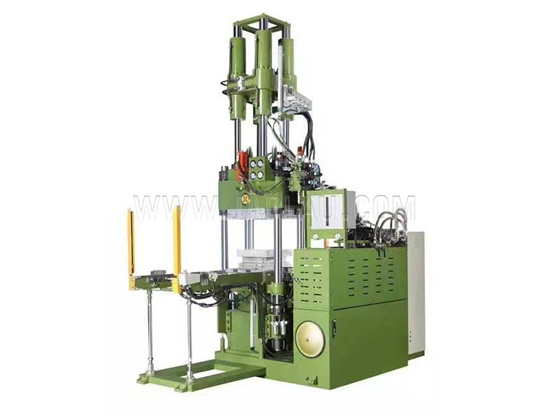 Fist-in First-out Vertical Injection Machine