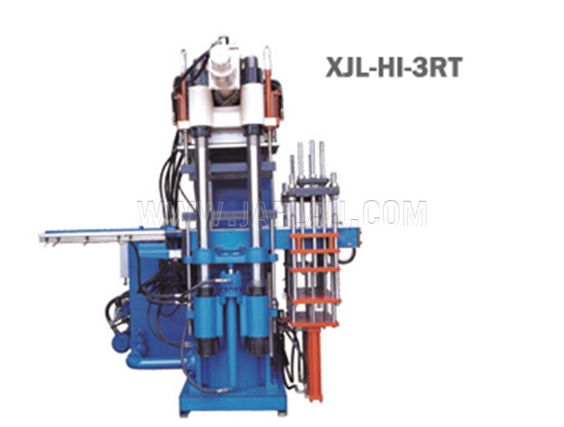 Horizontal Injection Machine