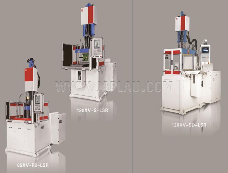 LSV Vertical Silicone Liquid Injection Machine
