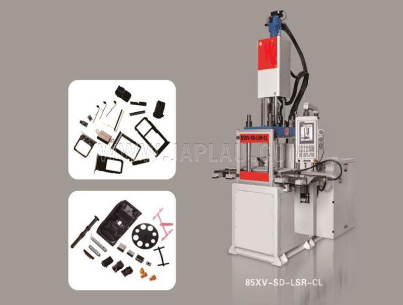 Multi Colours Multi Material Molding Machine