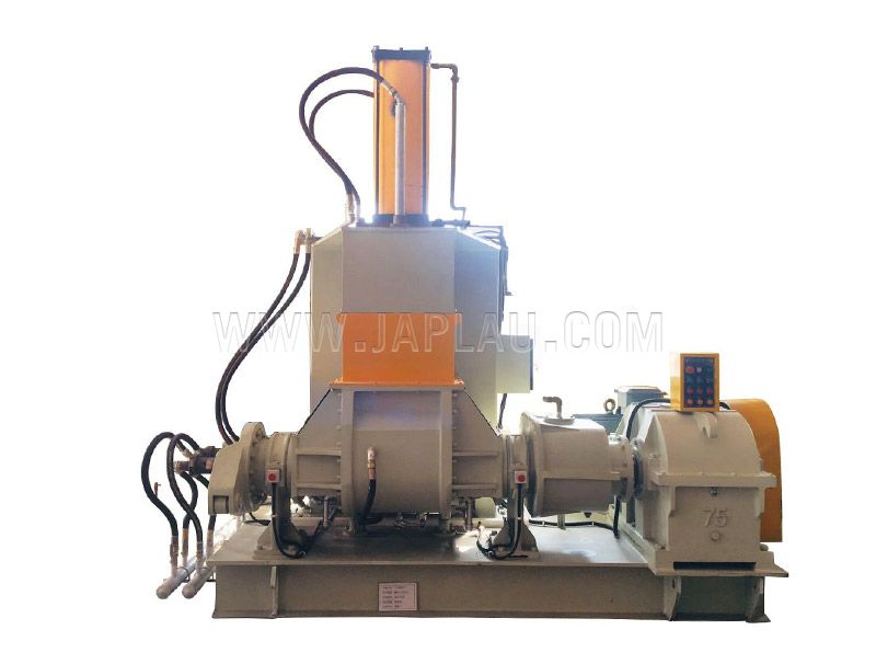 Close-type pressurized kneader(Rubber mixing machine)