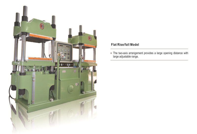 Platen Compression Molding Press